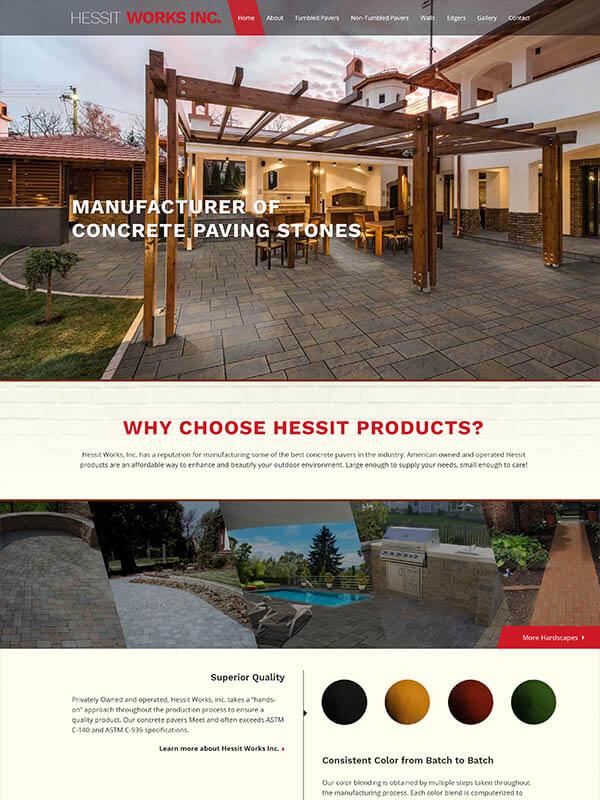 Bloomington Web Hosting - Hessit Works Inc