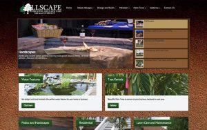 Allscape - before snapshot