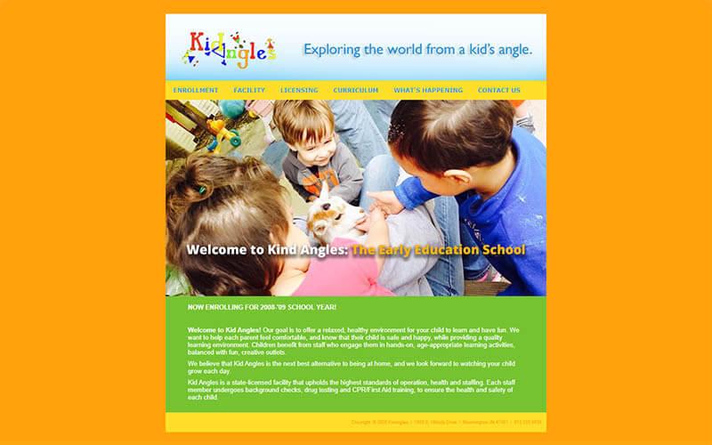 Kid Angles - before snapshot