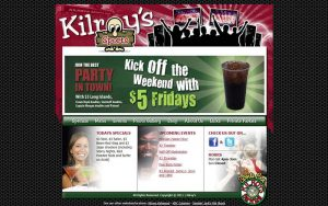 Kilroy's Sports - before snapshot