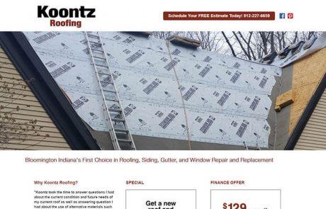 Koontz - before snapshot