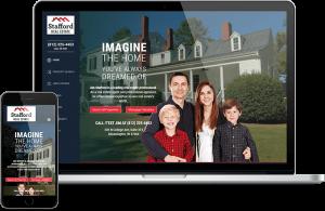 Stafford Real Estate - after snapshot