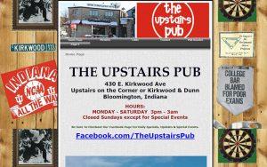 The Upstairs Pub - before snapshot