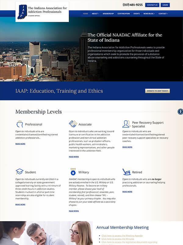 Bloomington SEO Optimization - IAAP