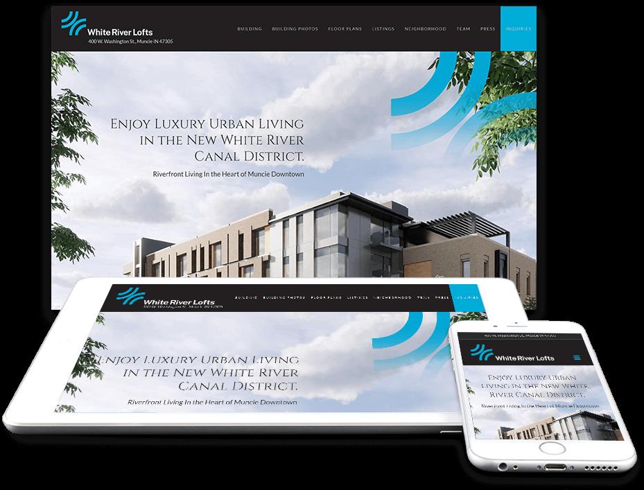 Fully-responsive website
