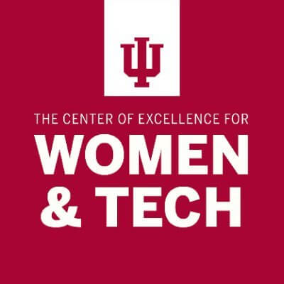 Center of Excellence for Women & Technology logo